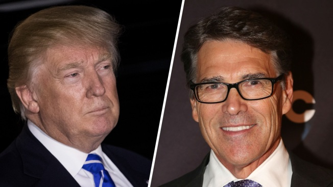 Trump Announces Rick Perry for Energy Secretary