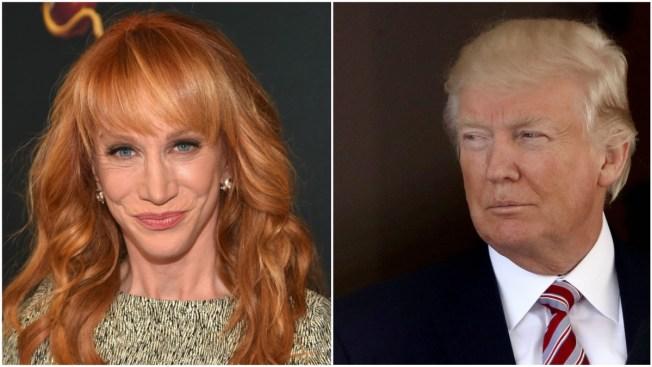 Kathy Griffin apologizes for Trump photo