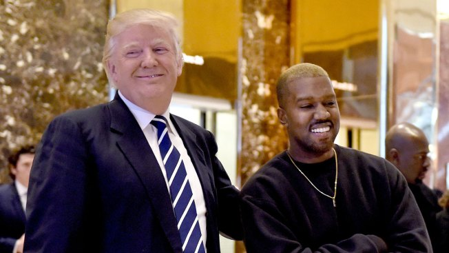 Kanye West Deletes Tweets Supporting Trump