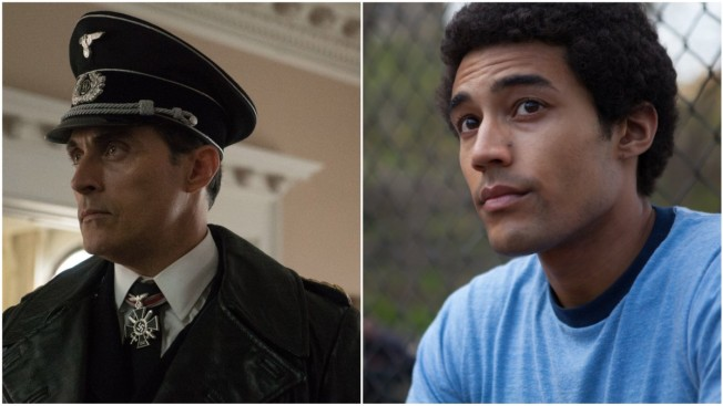 From 'Man in the High Castle' to 'Barry,' a few Weekend TV Binge Options at Your Fingertips