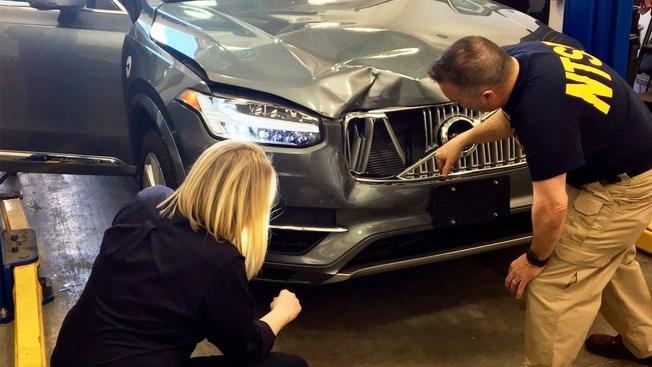Arizona Prosecutor Says Uber Not Criminally Liable in Crash