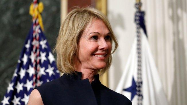 Trump's UN Envoy Nominee Defends Climate Record