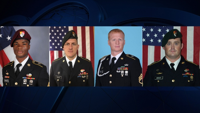 US Suspects Niger Villager Betrayed Army Troops Before Ambush: Source