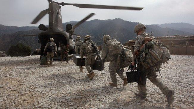 US Service Member Killed in Afghanistan: General