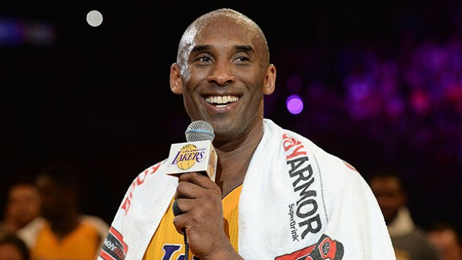 Kobe Bryant Looks to Take Animation World by Storm