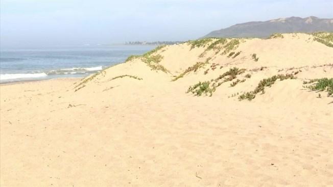 Man Tried to Rip Off Sunbathing Woman's Bikini Top at Ventura Beach While Recording