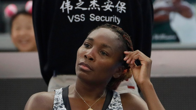 Tennis Star Venus Williams Settles Fatal Crash Lawsuit