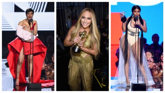 MTV VMAs 2018 Winners: The Complete List