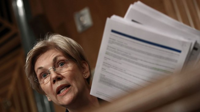 Elizabeth Warren: It's time for banking CEOs to be told 'No'