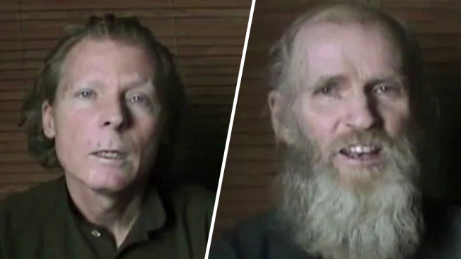 Taliban Frees US, Australian Professors Held Hostage for Over 3 Years