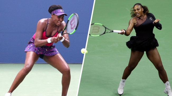 Serena, Venus Set Up Williams Vs. Williams Match at US Open