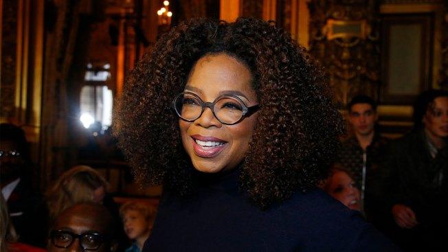 Oprah Winfrey Donates $2 Million to Help Revitalize Arts in Puerto Rico