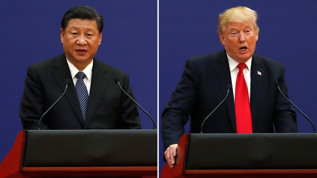 Trump Raises Risk of Economically Harmful US-China Trade War