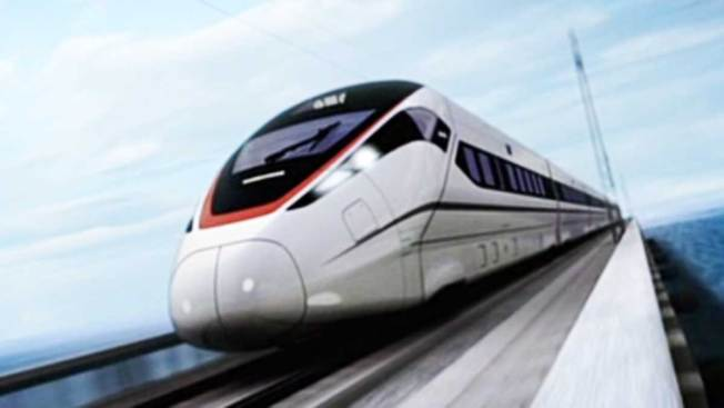 US Throws China Off High-Speed Rail Project
