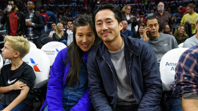 'Walking Dead's Steven Yeun and Wife Welcome First Child