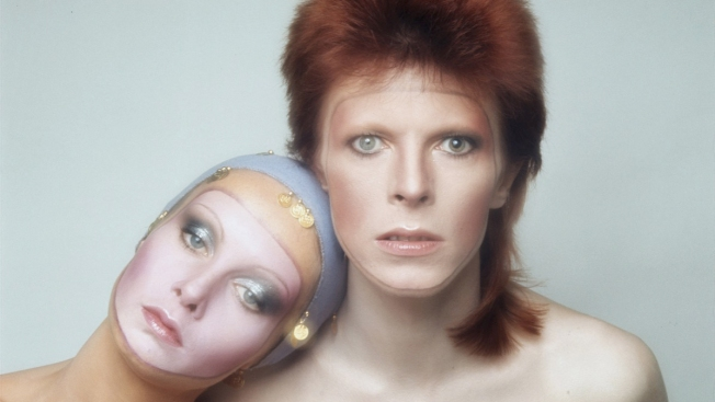 [NATL] David Bowie Through the Years