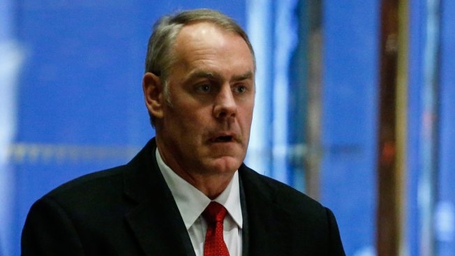 Former SEAL Zinke Tapped to Lead Interior Department