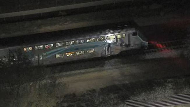 Ventura-Bound Metrolink Train Strikes, Kills Pedestrian in Northridge