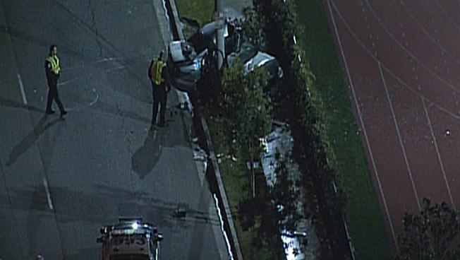 Boy Killed in Inglewood Crash