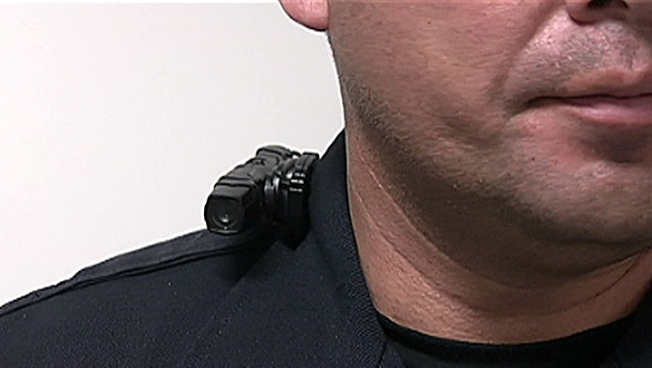 LAPD Begins Testing On-Body Cameras in Fight Against Crime
