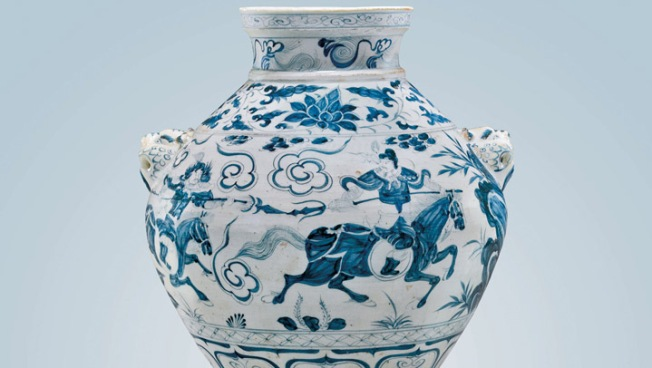 14th Century Chinese Vase Fetches $1.3 Million at Beverly Hills Auction