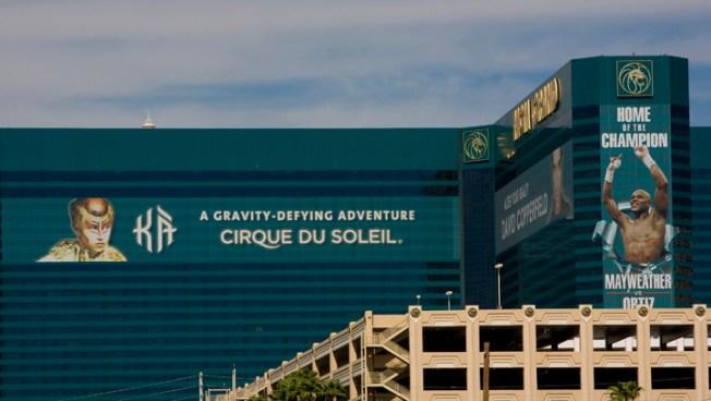 Cirque du Soleil Artist Dies After Fall in Vegas