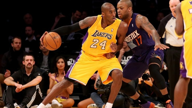 Kobe Bryant Suffers Knee Injury, Out 6 Weeks