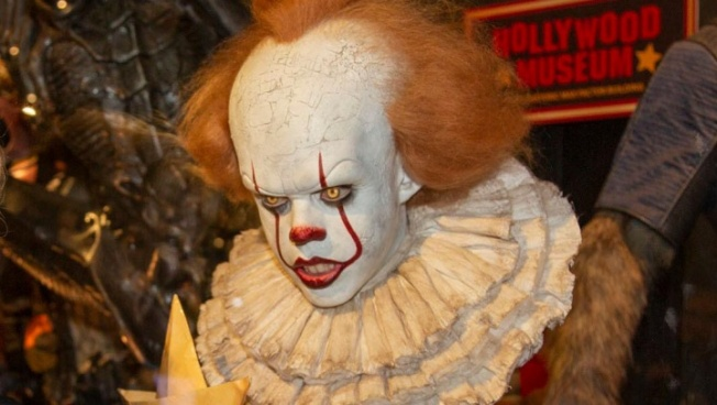 Pennywise Spotted at a Haunting Hollywood Museum