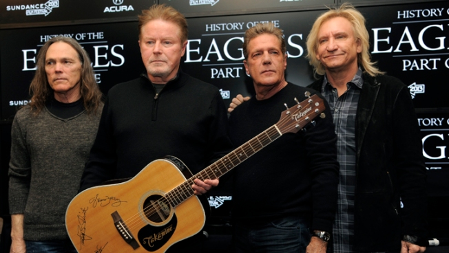 Eagles Talk About New Showtime Documentary