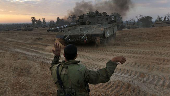 1 Killed, 19 Wounded in Israeli Gunfire near Gaza