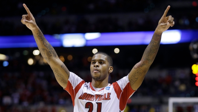 Louisville Beats Duke 85-63 to Reach Final Four