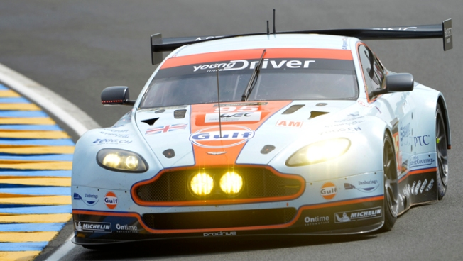 Driver Dies in 24 Hours of Le Mans Race