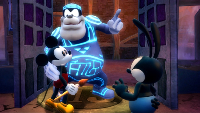 "Road to ""Epic Mickey"" Not Your Typical Disney Adventure"