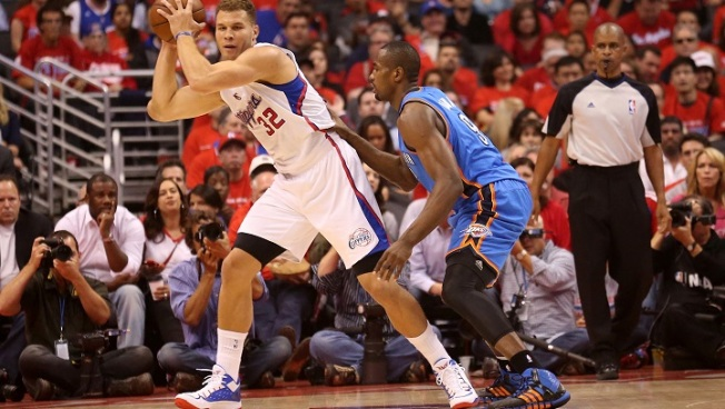 Thunder Beat Clippers, Take Back Home Court