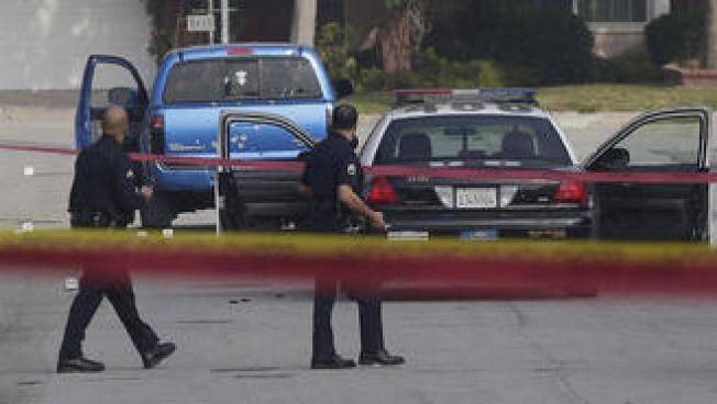 No Firings in LAPD Mistaken Identity Shooting During Ex-Officer Manhunt