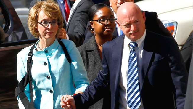 Life in Prison for Gabrielle Giffords Shooter
