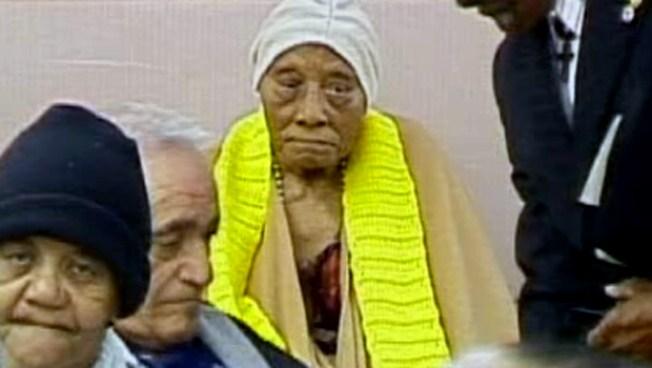 Happy 115th Birthday Gertrude Baines