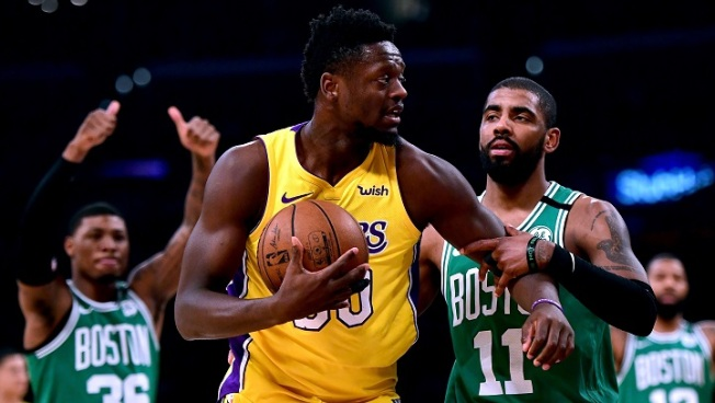 Celtics play Lakers anew
