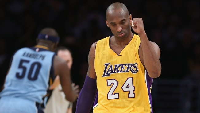 Kobe Bryant: The Final Locker Room Interview?