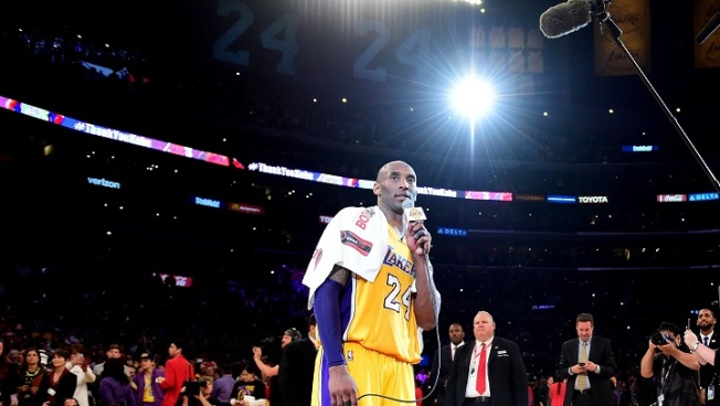Lakers to retire Kobe Bryant's jersey