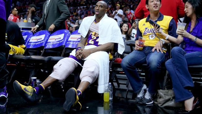 Lakers Coach Bothered By Kobe Bryant S Sorry Sendoff Nbc