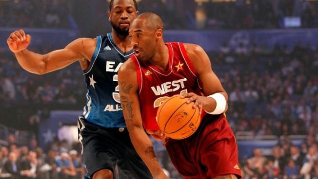aa0beee8708 Kobe Bryant Named 2016 All-Star Starter - NBC Southern California