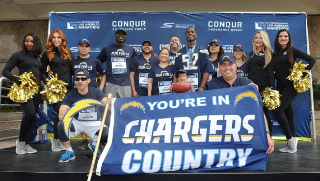 Rams And Chargers 2017 Nfl Schedule Announced Nbc Southern California