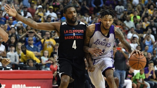 Lakers Open Season Vs. Clippers on Oct. 19