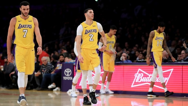 Lakers Young Trio Selected To 2018 Rising Stars Challenge
