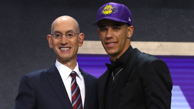 LaVar Ball Says His Boys Will Carry the NBA One Day
