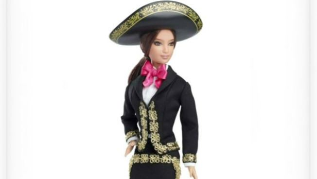 New Mariachi Barbie Hopes to Strike Right Chord After Controversy