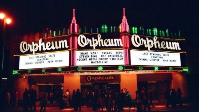 Classic Films in Vintage Theaters