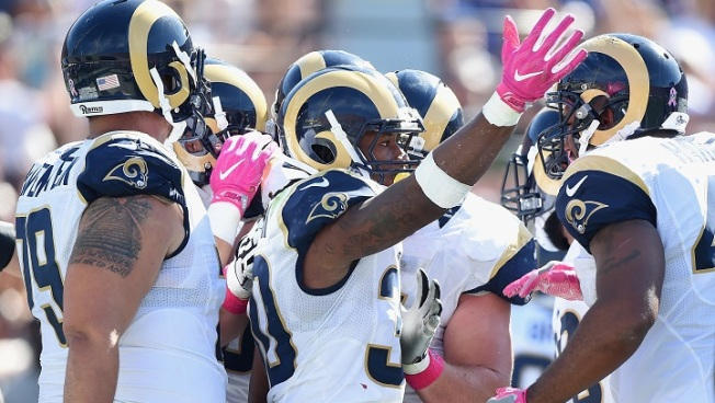 RECAP: Rams Score Touchdown at LA Coliseum, Lose to Bills