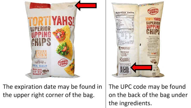 Utz Recalls Several Tortilla Chips Brands Over Possible Milk Contamination